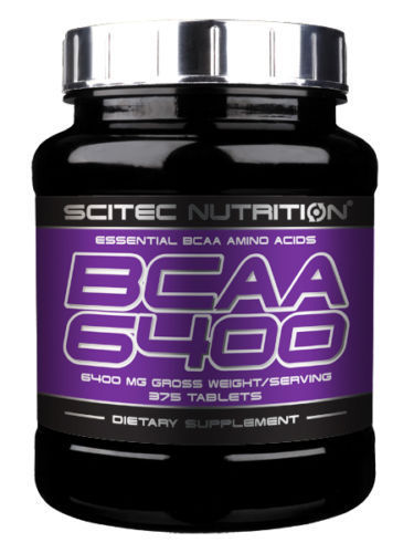 Scitec Nutrition BCAA 6400 - 375 Tabletten
