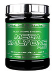 Scitec Nutrition Mega Daily One Plus - 120 Kapseln