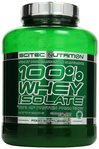 Scitec Nutrition 100% Whey Isolate - 2000g