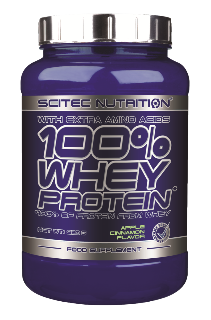 scitec nutrition 100 whey protein 920g. Black Bedroom Furniture Sets. Home Design Ideas