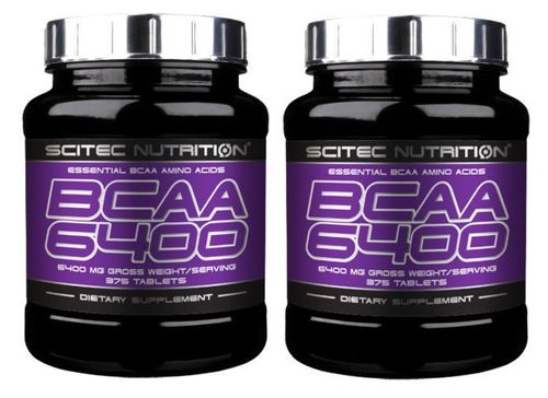 Scitec Nutrition BCAA 6400 - 2x375 Tabletten
