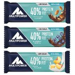 Multipower 40% Protein Fit Bar - 24x35g
