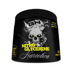 GN Laboratories Narcotica Nitro Glycerine - Crazy Fruits - 300g Pre-Workout Pump Booster