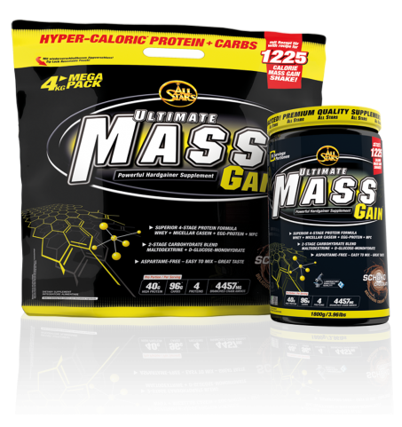 All Stars Ultimate Mass Gain - 1800g