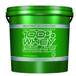 Scitec Nutrition 100% Whey Isolate - 4000g