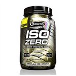Muscletech Iso Zero Carb - 908g