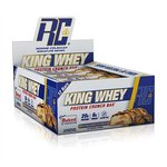 RCSS King Whey Protein Bar, 12x57g