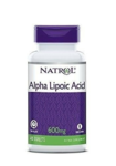 Natrol Alpha Lipoic Acid 600mg, 45 Tabletten