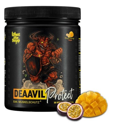 What the Supp DEAAVIL Protect EAA-Elektrolyt-Mix, 600g