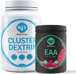 NP Nutrition Next Level EAA 500g + Cluster Dextrin 1000g
